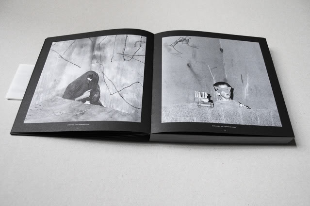 ROGER BALLEN ARTICLE PAGE LAYOUT BY MONIKA BIELSKYTE IN SOME/THINGS MAGAZINE ISSUE001 SHEDDING SNATCHES OF SONG LIKE PETALS
