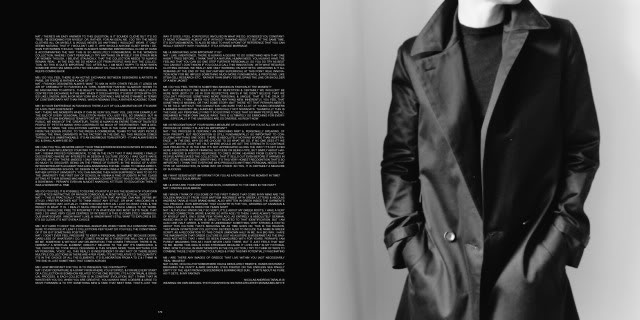 NICOLAS ANDREAS TARALIS ARTICLE LAYOUT FROM SOME/THINGS MAGAZINE ISSUE001