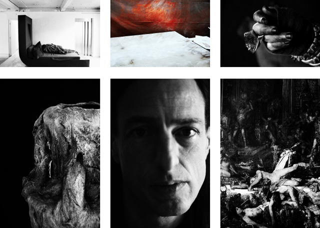 rick owens and michele lamy's palais bourbon home, studio, atelier, at the olmar & mirta factory by SOME/THINGS S/TUDIO