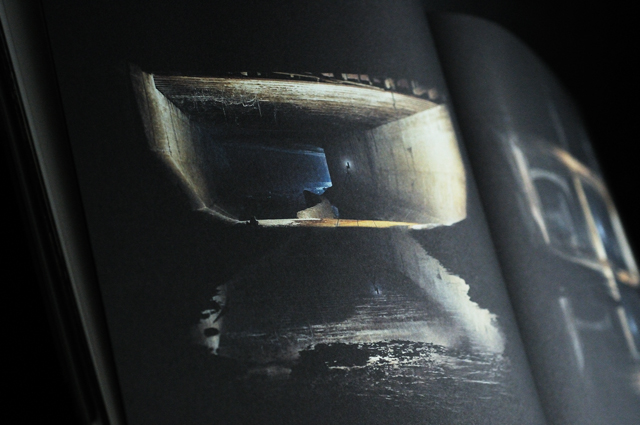 UNDERGROUND / RIVER [TUNNEL SERIES] 6205, 1999 BY NAOYA HATAKEYAMA IN SOME/THINGS MAGAZINE CHAPTER005