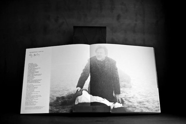 STILL SHOTS, RUSHES, & BEHIND-THE-SCENES IMAGES FROM ULYSSES' GAZE BY THEO ANGELOPOULOS WITH HARVEY KEITEL IN SOME/THINGS MAGAZINE CHAPTER005