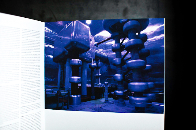 HIDEAKI UCHIYAMA JAPAN UNDERGROUND photographs in SOME/THINGS MAGAZINE CHAPTER006, High Energy Accelerator Research Organisation [kek] Tsukuba, Ibaraki / 2005