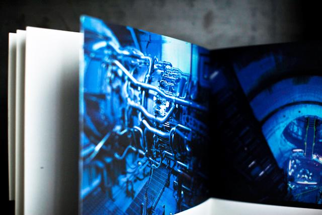 HIDEAKI UCHIYAMA JAPAN UNDERGROUND photographs in SOME/THINGS MAGAZINE CHAPTER006, Water Reclamation Centre SUNAMACHI, Tokyo / 1998 & Hibiya Gate Departure Pit Hibiya, Tokyo / 2005