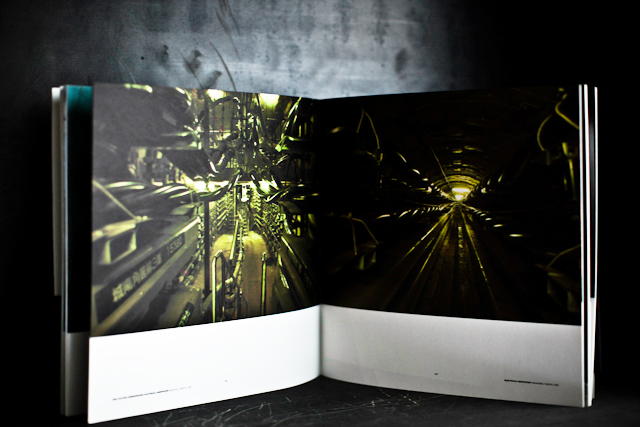HIDEAKI UCHIYAMA JAPAN UNDERGROUND photographs in SOME/THINGS MAGAZINE CHAPTER006, High Voltage Underground Electrical Substation SHINJUKU, Tokyo / 1992 & Electrical Substation TAKANAWA, Tokyo / 1996