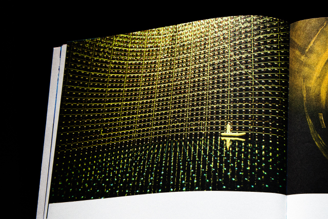 HIDEAKI UCHIYAMA JAPAN UNDERGROUND photographs in SOME/THINGS MAGAZINE CHAPTER006, Super-Kamiokande Neutrino Detection Experiment Hida, Gifu / 2001