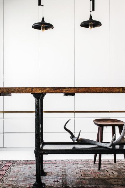 JOYCE WANG INTERIORS RARE TABLES COLLECTION