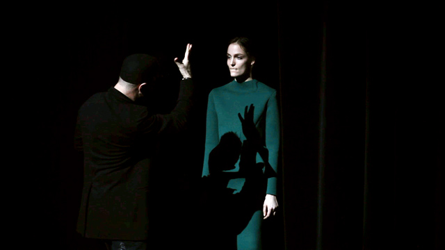 LANVIN FALL WINTER 2012/2013 BEHIND-THE-SCENES VIDEO STILLS FROM THE SOME/THINGS COLLABORATION WITH ETIENNE RUSSO & VILLA EUGENIE FOR CHAPTER006 FILMED BY NAT URAZMETOVA [SOME/THINGS AGENCY]