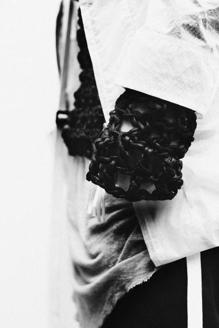 boris bidjan saberi showroom | ss14 collection, photography by matteo carcelli some/things s/tudio