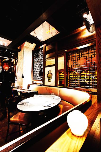 Restaurant Interior Design Agency : Cantonese fine dining at hakkasan new york part — some