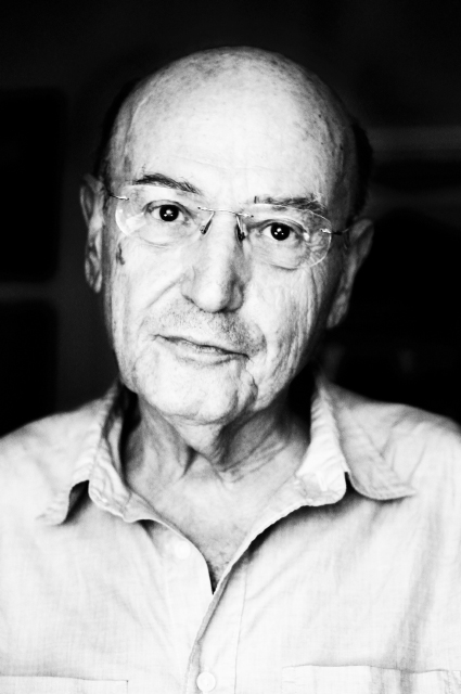 THEO ANGELOPOULOS PORTRAIT FOR SOME/THINGS MAGAZINE CHAPTER005
