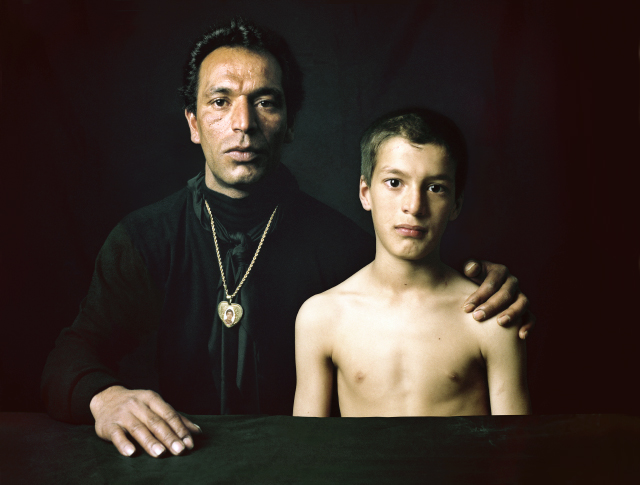 'LOS SALARES' 2009, PORTRAITS BY PHOTOGRAPHER PIERRE GONNORD IN SOME/THINGS CHAPTER005