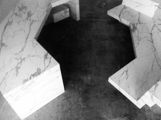 JOSEPH DIRAND MARBLE FURNITURE AT SOME/THINGS SECRET
