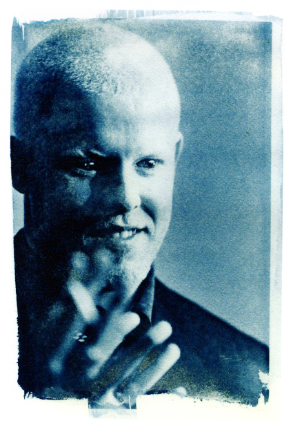LEE ALEXANDER MCQUEEN PORTRAIT PHOTOGRAPHED BY ANNE DENIAU, FEATURED IN THE UPCOMING SOME/THINGS MAGAZINE CHAPTER007