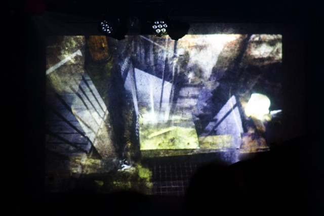 VIDEO PROJECTION PREVIEW OF THE BORIS BIDJAN SABERI FEATURE IN THE UPCOMING SOME/THINGS MAGAZINE CHAPTER006 SCREENED DURING THE LINDA FARROW BY BORIS BIDJAN SABERI SUNGLASSES LAUNCH EVENT HOSTED BY SOME/THINGS AT CLUB SILENCIO IN PARIS
