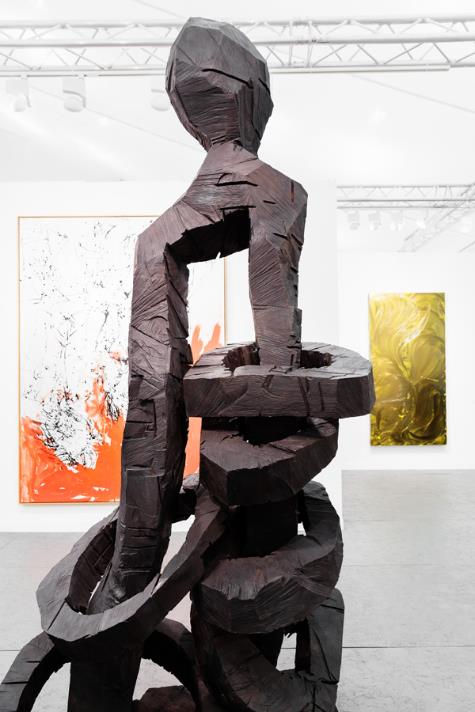 georg baselitz galerie thaddaeus ropac by nat urazmetova | SOME/THINGS S/TUDIO