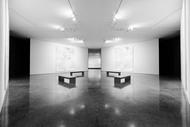 SOMESLASHTHINGS AGENCY WHITE CUBE Bermondsey London Julie Mehretu by Nat Urazmetova 07.jpg