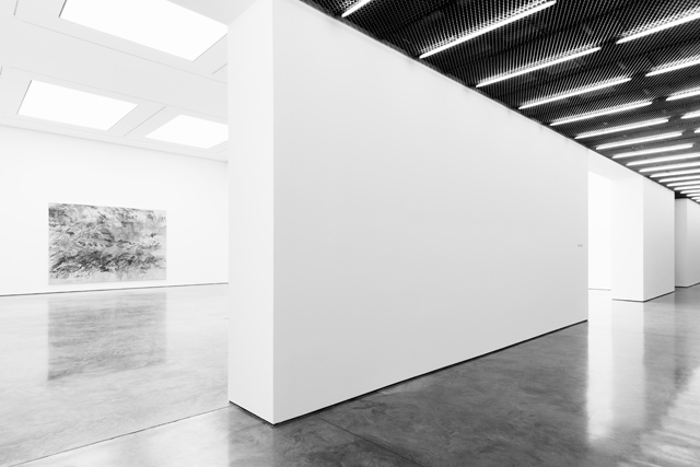 SOMESLASHTHINGS AGENCY WHITE CUBE Bermondsey London Julie Mehretu by Nat Urazmetova 12.jpg