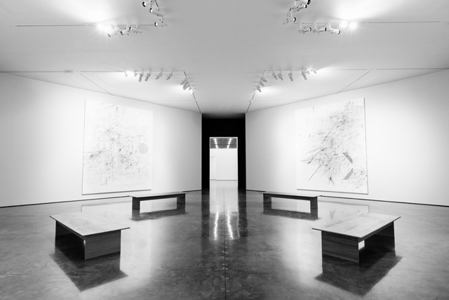julie mehretu liminal squared, white cube bermondsey london by nat urazmetova | SOME/THINGS S/TUDIO