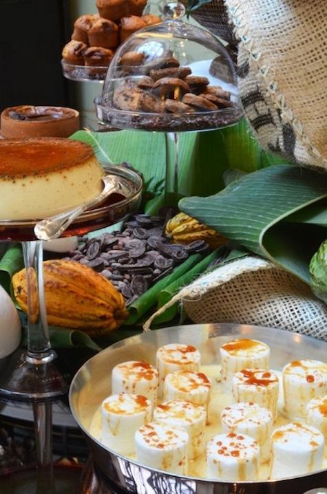Desserts Brunch La Bauhinia - SHangri-La Hotel Paris.jpg