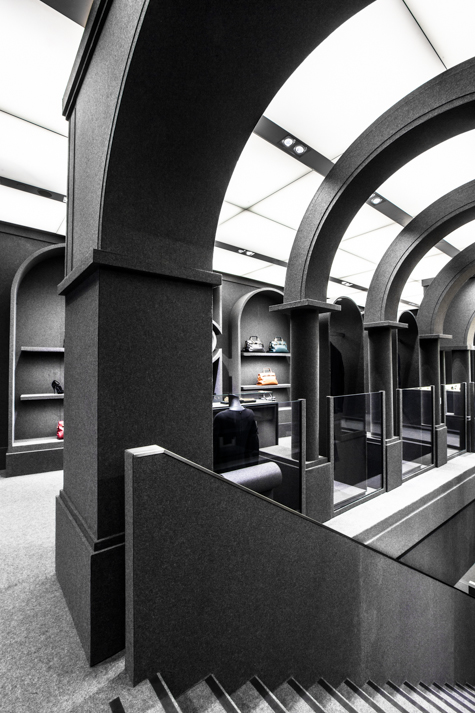 viktor & rolf paris flagship store by matteo carcelli | SOME/THINGS S/TUDIO