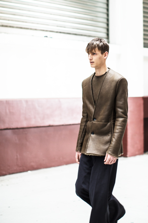 y/project fall/winter 2014-15 by matteo carcelli | SOME/THINGS S/TUDIO