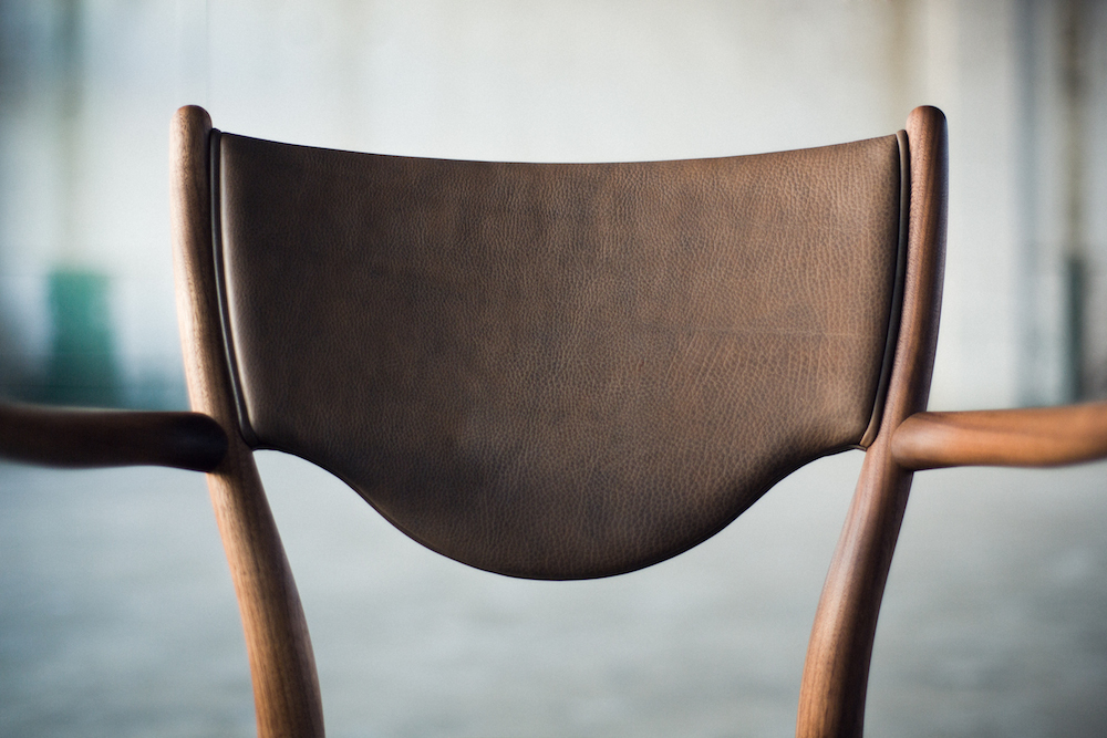 finn juhl x guidi chair collaboration model 46 photography by alexey blagutin | S/TUDIO