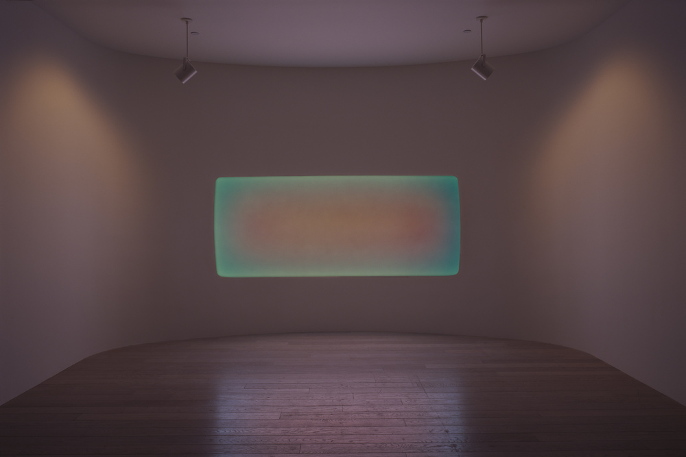 james turrell yukaloo,  wide glass installation 2011 © james turrell, florian holzherr