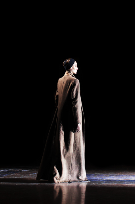 haider ackermann women's fall winter 2014 photography by matteo carcelli | S/TUDIO