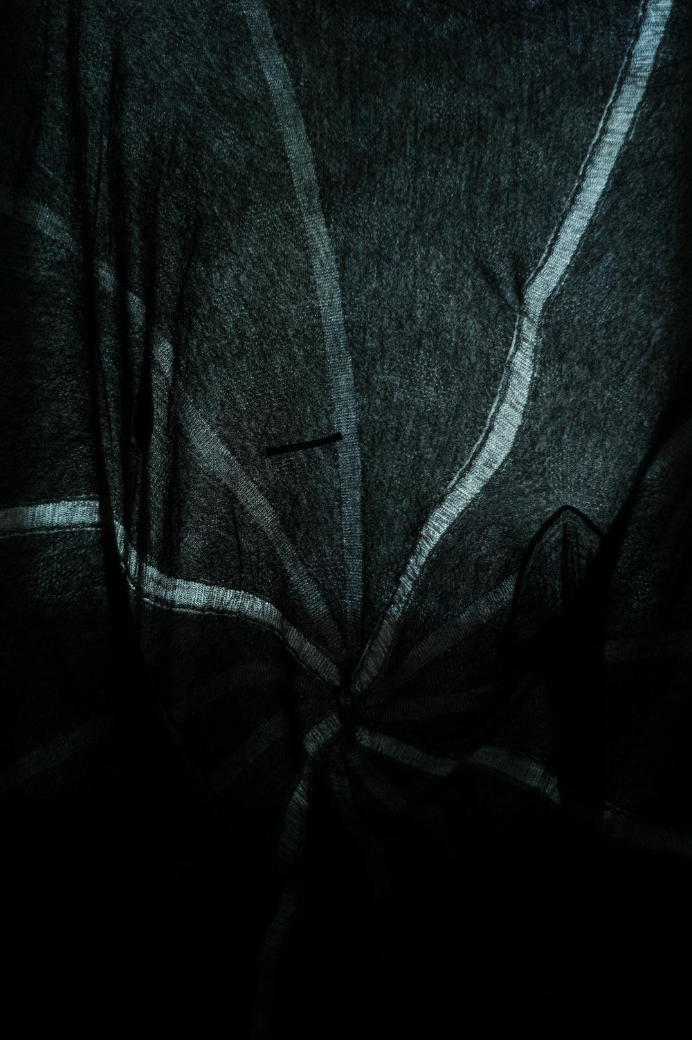 circle fabric | lumen et umbra showroom at S/T by laurent segretier