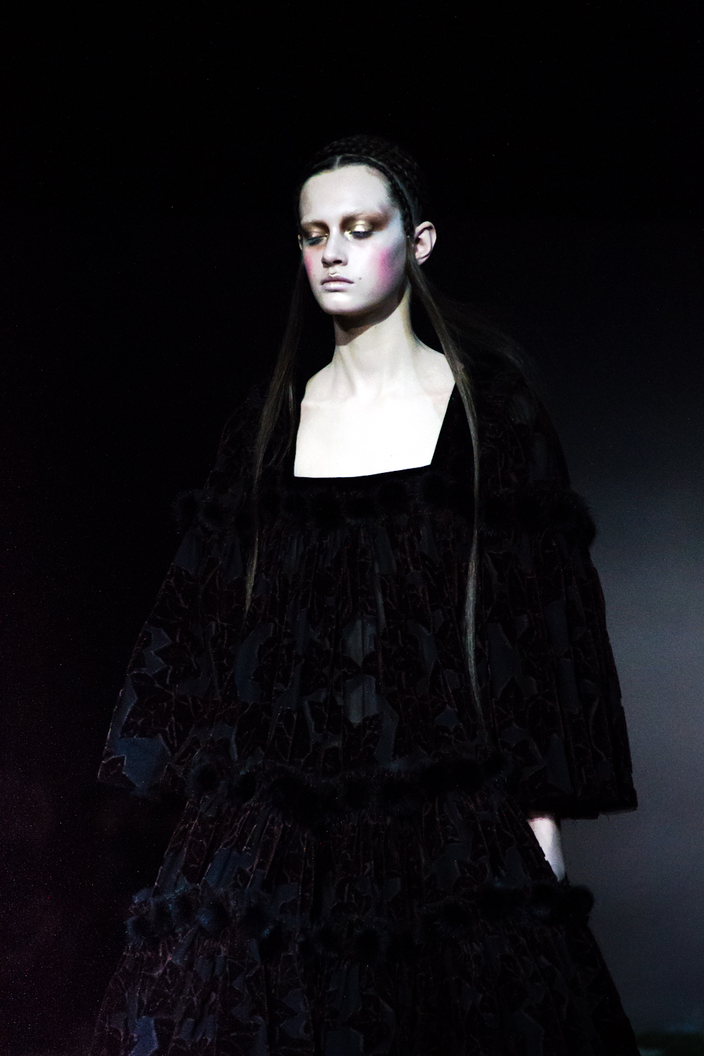 alexander mcqueen fall/winter 2014 by dario ruggiero | S/TUDIO