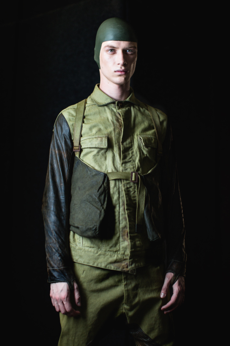boris bidjan saberi ss15 photography by matteo carcelli | S/TUDIO