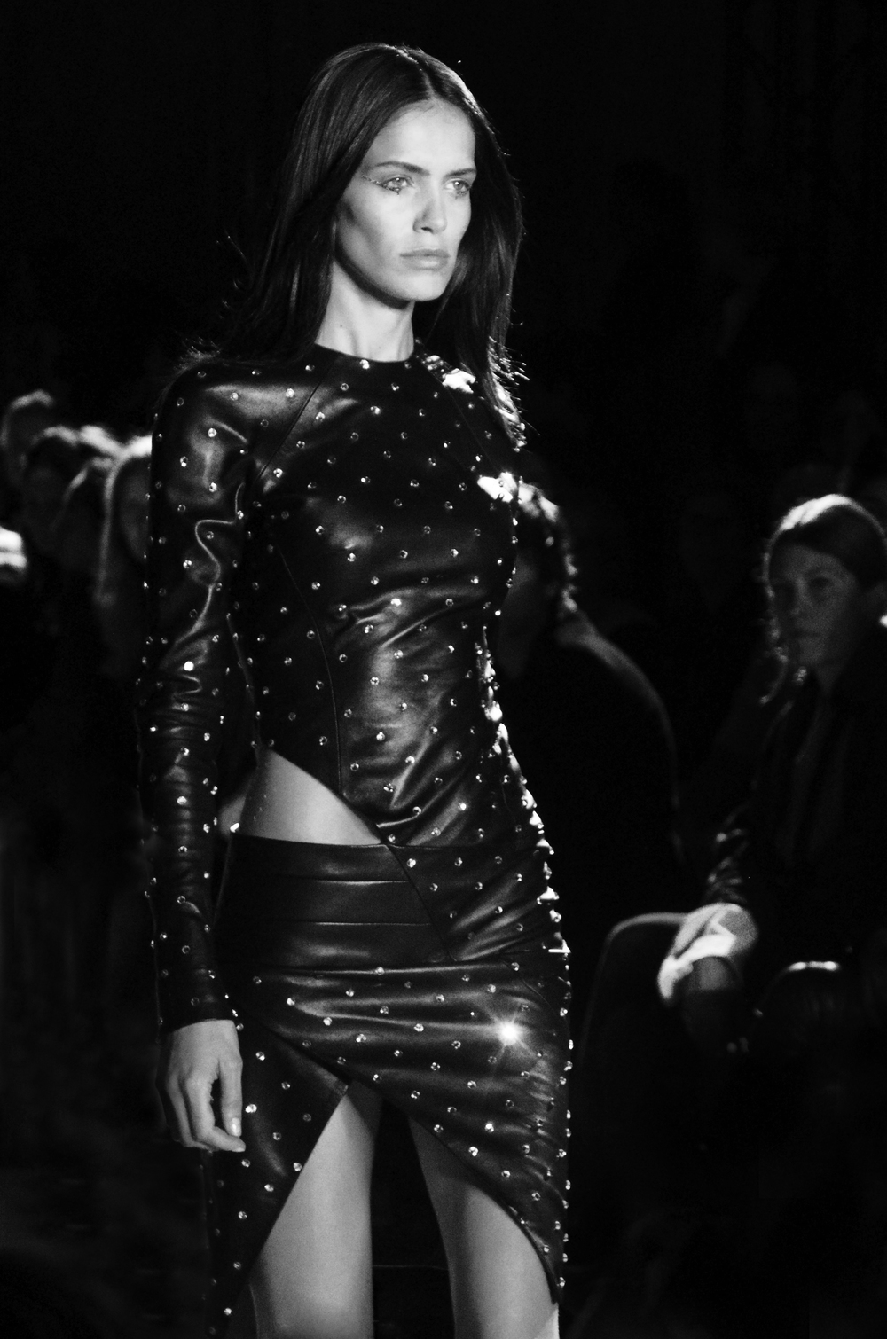 alexandre vauthier haute couture fall/winter 2014/15 model amanda wellsh photography by floriana castagna      | S/TUDIO