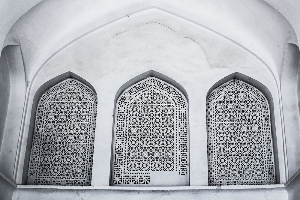 traditional persian-islamic architecture  by sophie loloi | S/TUDIO