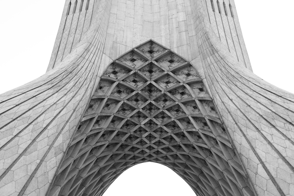 azadi tower   by sophie loloi   | S/TUDIO