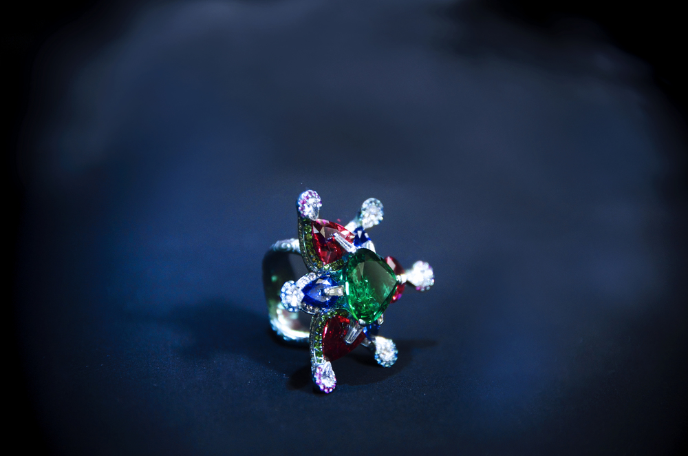 wallace chan jewelry photography by floriana castagna