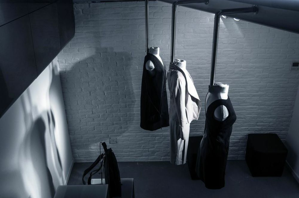 vsp chalayan showroom photography by natalia kuznetsova | S/TUDIO