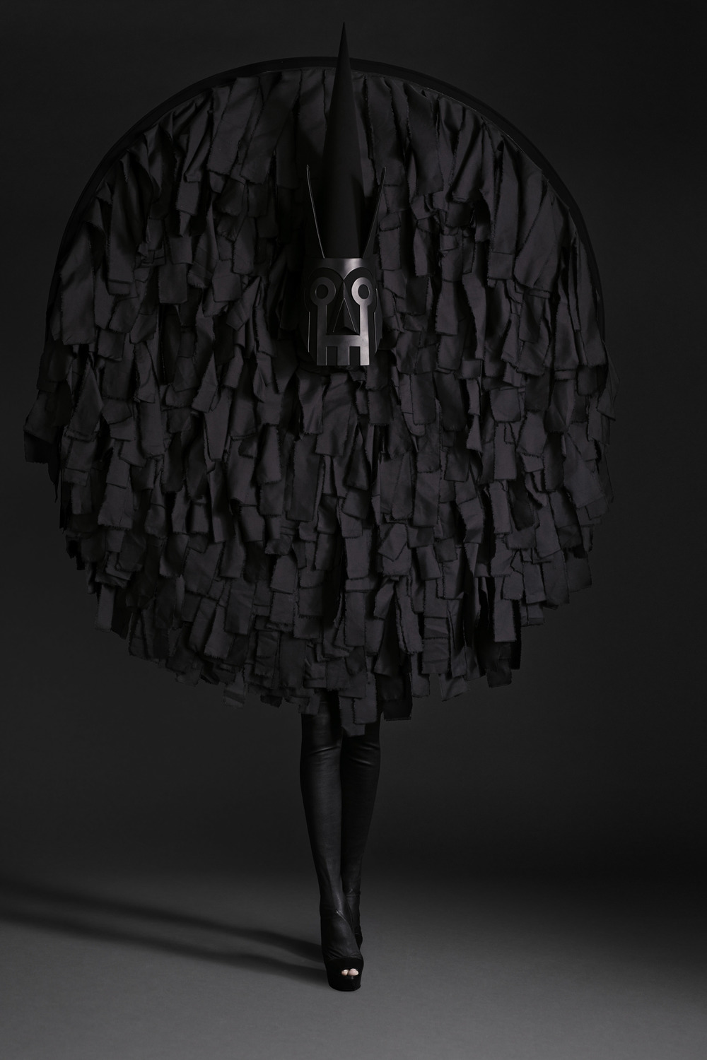 gareth pugh spring/summer 2015 photography courtesy gareth pugh