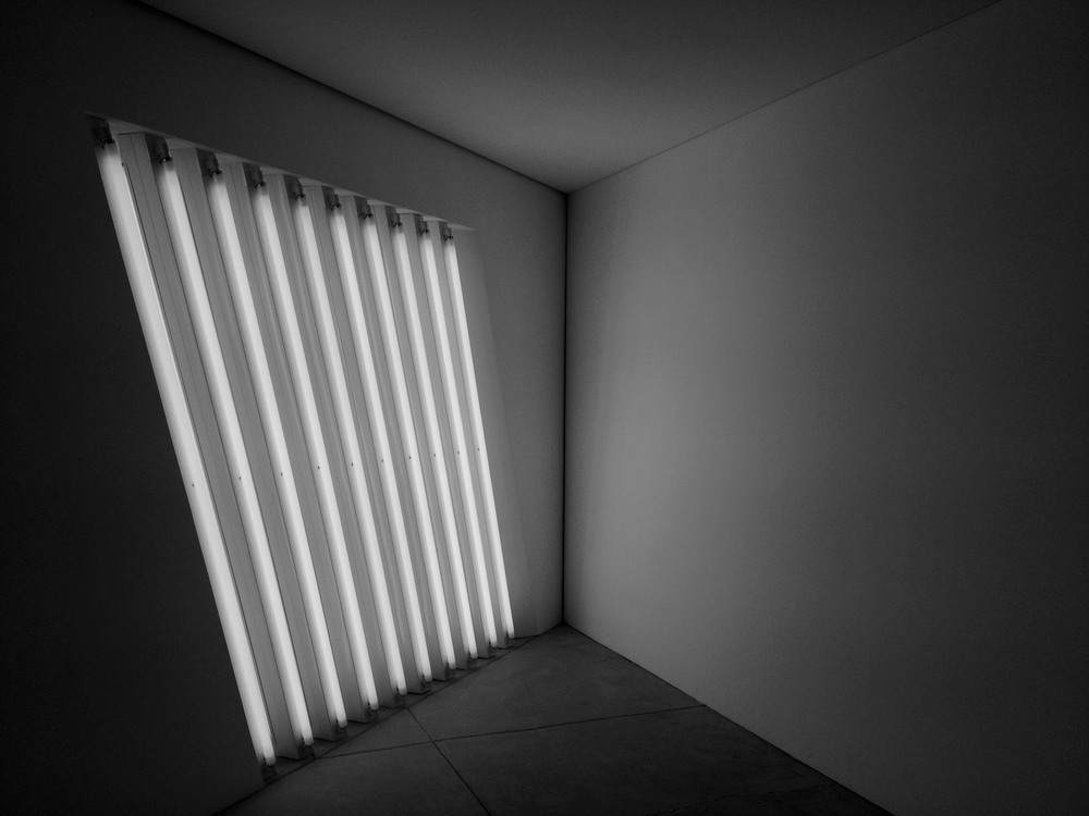 untitled by dan flavin, the chinati foundation marfa, texas photography by sophie loloi | S/TUDIO