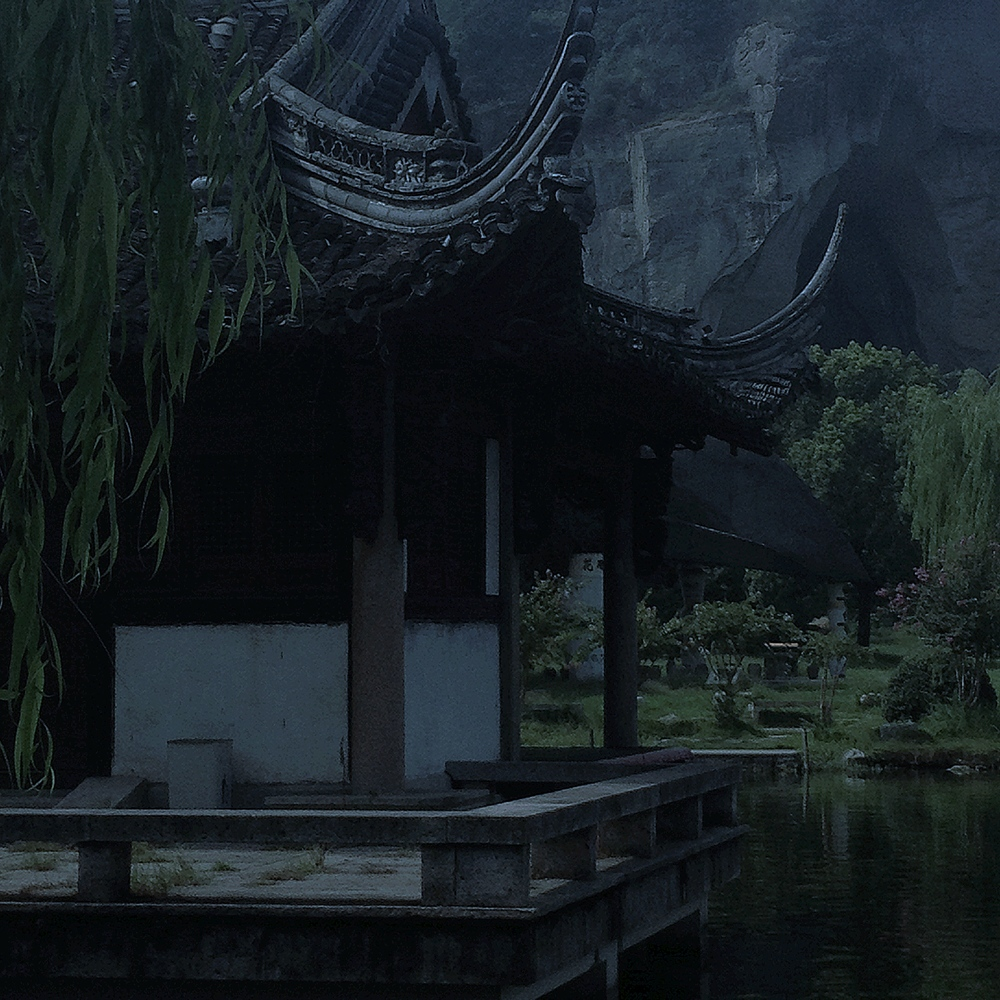 ancient chinese architecture photography by yangyanyuan| S/TUDIO