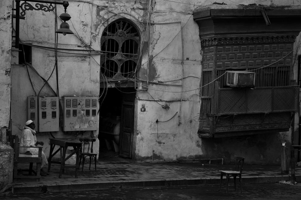 neighborhood in jeddah photography by salar kheradpejouh | S/TUDIO