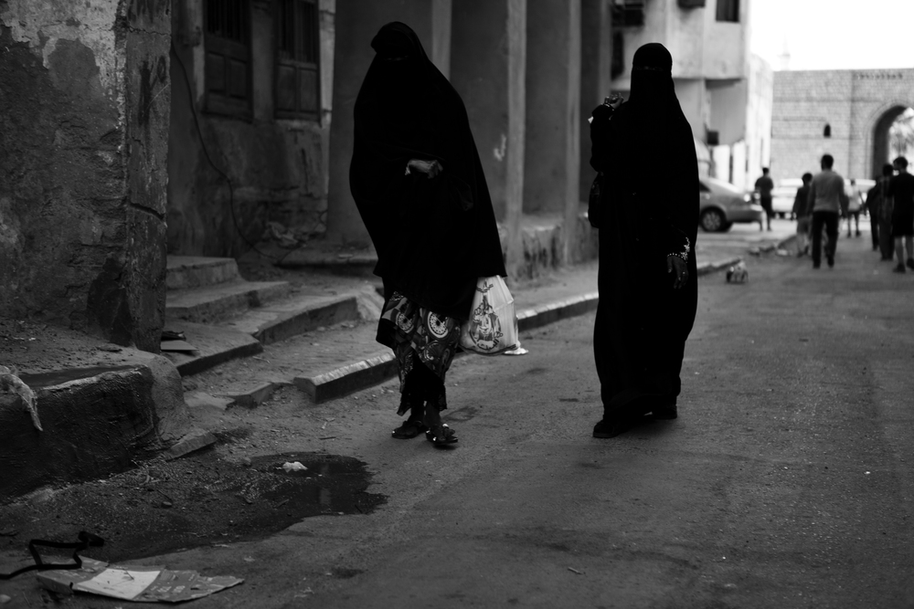 neighborhood in jeddah photography by salar kheradpejouh | S/TUDIO
