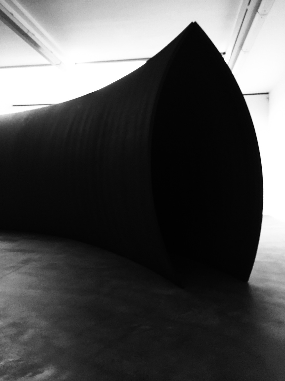 richard serra backdoor pipeline photography by paul joyce | S/TUDIO
