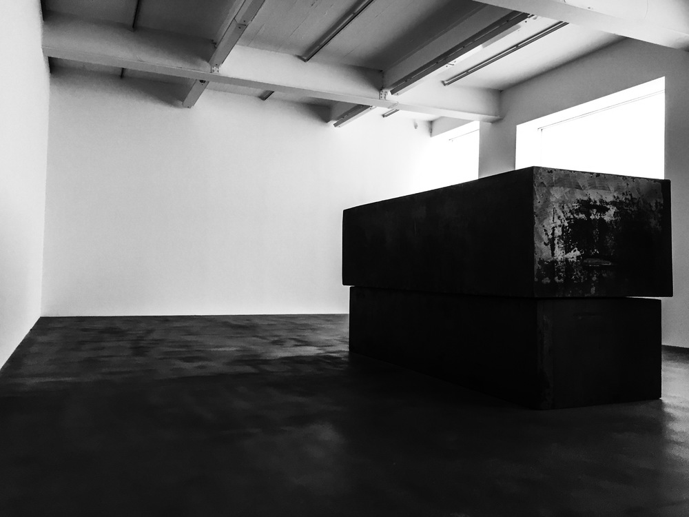 richard serra dead load photography by paul joyce | S/TUDIO