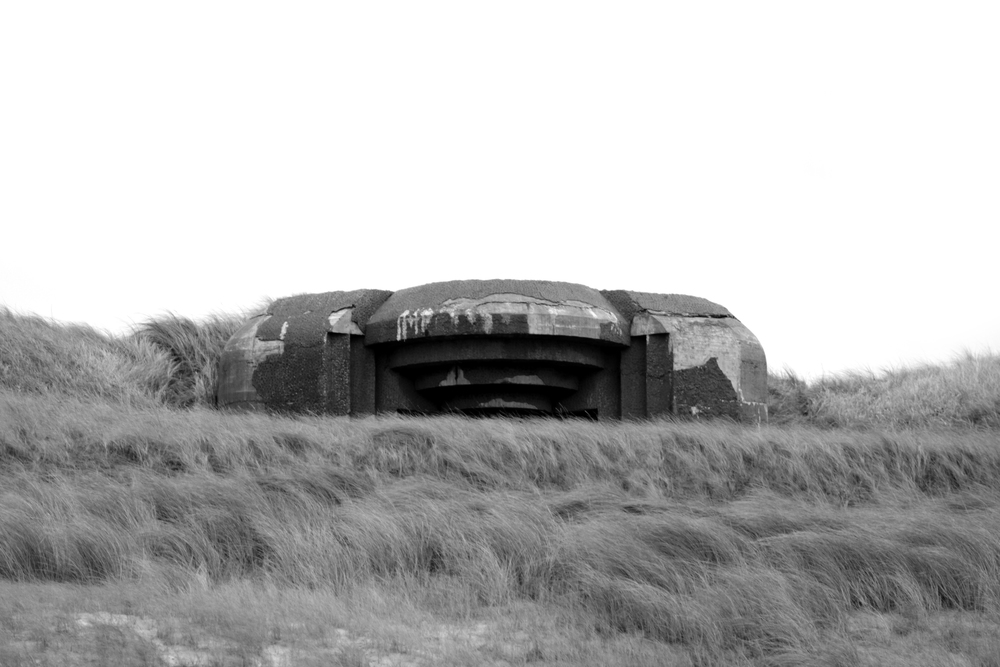 atlantic wall photography by pamela van rijswijk | S/TUDIO