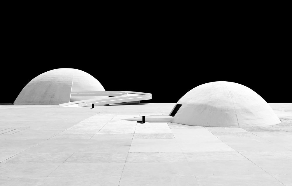 the oscar niemeyer foundation & memorial roberto silveira photography by timóthy baga | S/TUDIO