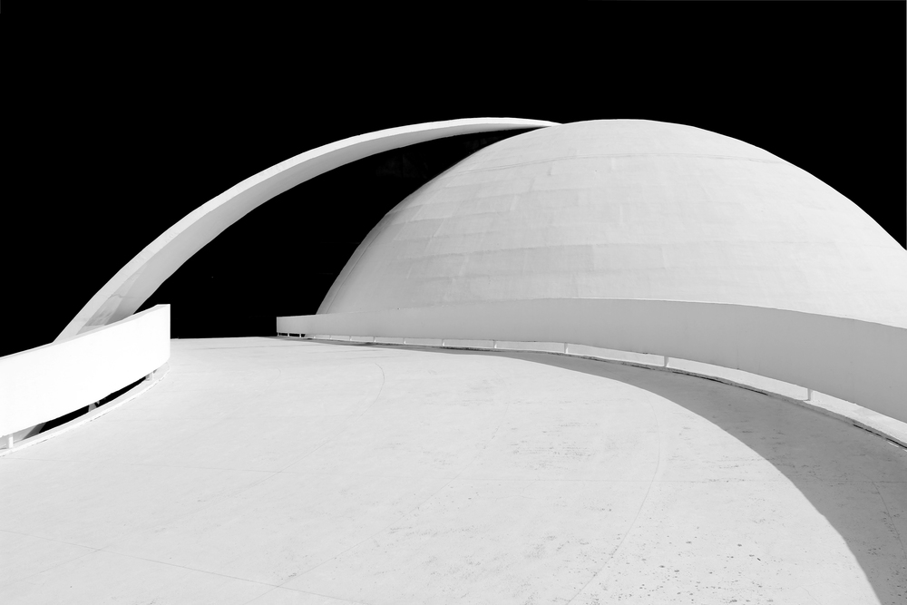 the oscar niemeyer foundation  photography by timóthy baga   | S/TUDIO