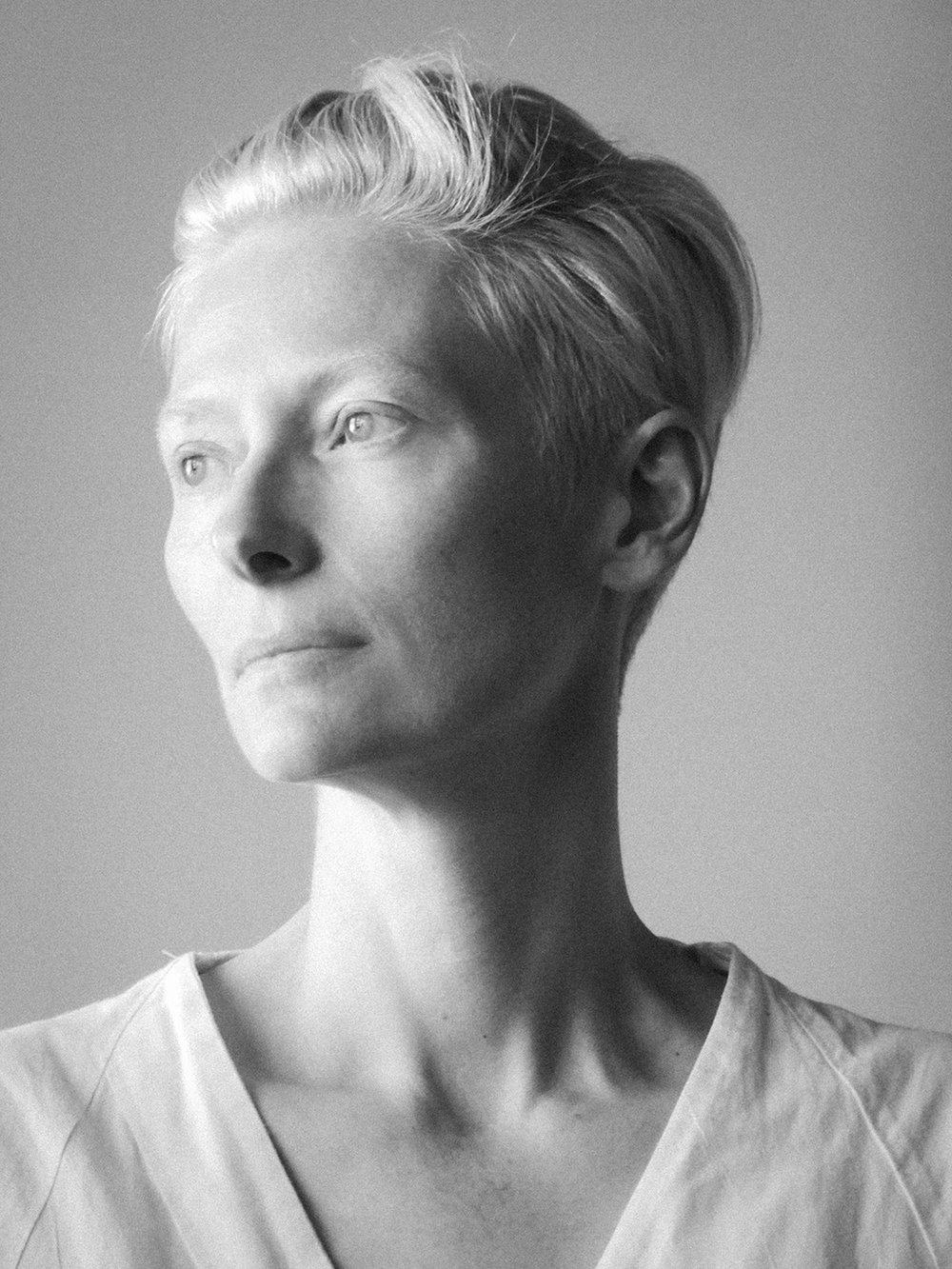 tilda swinton portrait photography by katerina jebb