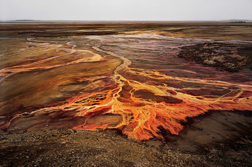 photography by edward burtynsky