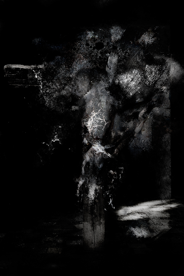 crucifixion by fabien claude