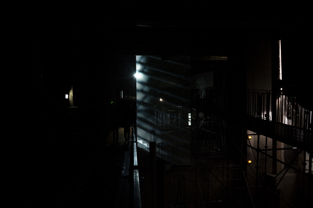 jesper just servitudes installation at palais de tokyo photography james cheng tan | S/TUDIO